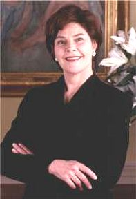 Laura Bush Biography :: National First Ladies' Library