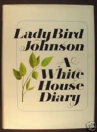 Lady Bird Johnson's memoirs were actually edited transcripts of her daily tape recordings made during her White House years.