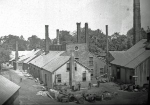 From the time McKinley moved to Canton through the years of his public service, the city boomed as as Ohio industrial center.