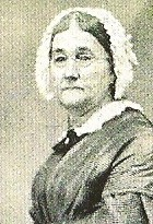Ida McKinley's maternal grandmother Christiana Dewalt. (NFLL)