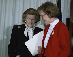 As former First Ladies, Betty Ford and Rosalynn Carter jointly advocated a number of social and political issues.