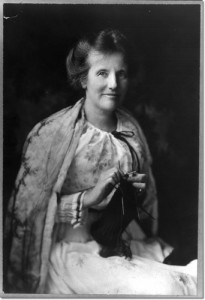 Edith Roosevelt. (NPS)