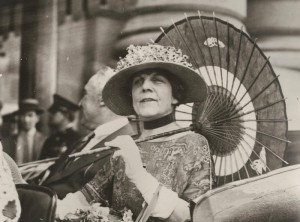 Florence Harding, nearly a year after her near-death experience. (carlanthonyonline.com)