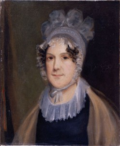 Martha Randolph in later life. (Monticello)
