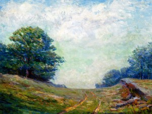 Another image of one of Ellen Wilson's paintings.