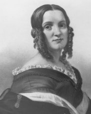 Angelica Van Buren in later years. (LC)