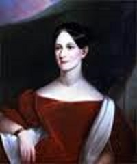 Sarah Yorke Jackson in younger years, during her tenure as White House hostess. (The White House)
