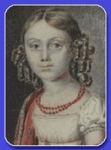 The young Eliza Hay, at the time she first lived in Europe. (Monroe Presidential Library and Museum)