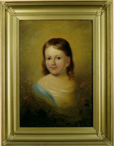 Emily Donelson named her first child, born in the White House, after her late aunt, the widowed President's wife. (Tennessee State Museum)