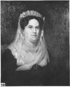 Rachel Jackson, one of her portraits in the collection of the Hermitage.