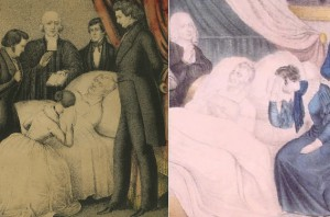 Two different deathbed scenes of President Harrison both incorrectly identified a Niece as being present.
