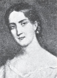 Letitia Tyler Semple at the time she served as First Lady, (NFLL)