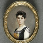 "Frances ""F.C."" Cleveland. (NY Historical Association)"