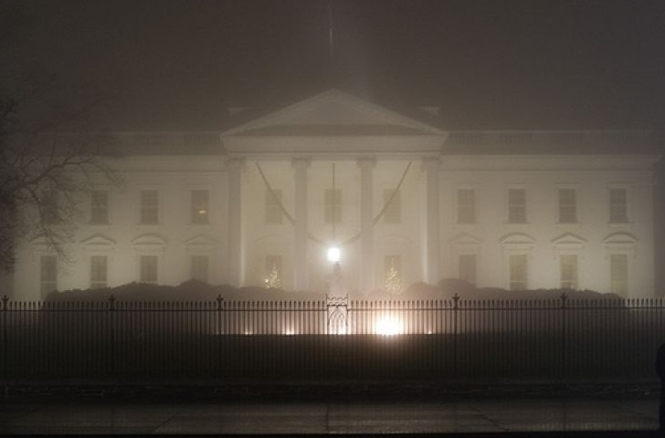The White House. (AP)