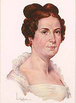 First Ladies Who Never Married Presidents Priscilla Tyler