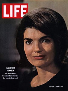 In Jacqueline Kennedy's interview with Teddy White for Life magazine she dubbed her husband's presidency as Camelot. This cover story is one published six months after that famous first interview.