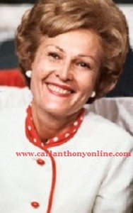 Pat Nixon especial interest in Thanksgiving led her to achieve some unique benchmarks.