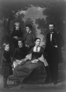 The Grant family.
