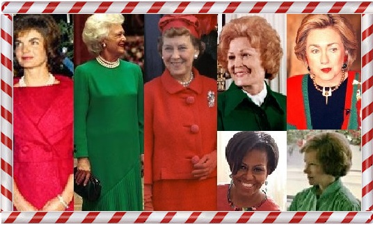 Modern First Ladies Mamie Eisenhower, Jackie Kennedy, Pat Nixon, Rosalynn Carter, Barbara Bush, Hillary Clinton and Michelle Obama all introduced innovations to White House holiday traditions.