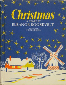 The First Lady's first Christmas book, 1940. (brain pickings.org)