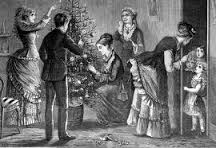 Christmas became popularized in the U.S. during the Victorian Age.