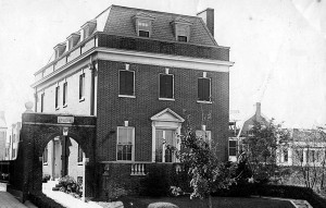 The home where the Hardings lived before the White House and sold to Cramer. (Washington Post)