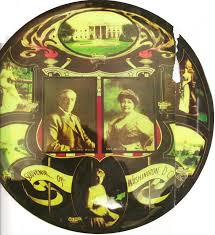 The Wilson tray. (firstladies.org)