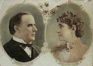 The McKinley chromo-lithograph. (NFLL)