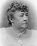 Elderly Julia Grant. (Pinterest)
