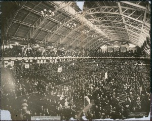 The 1908 Republican convention that nominated Taft. (LC)