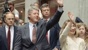 Bill Clinton, Hillary Rodham Clinton,