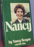 Nancy Reagan's 1980 book used her personal story to present the presidential candidate's views on social issues - without his having to commit to the specifics of how it might translate into a legislative agenda,