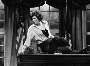 Rosalynn Carter was satirized on Saturday Night Live as the de facto President, (Pinterest)