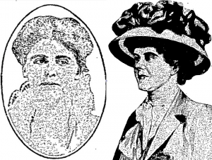 Mary Spiers and Alice Blech. (WHHA)