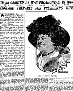 Before her visit with British royalty American newspapers were depicting the First Lady as American royalty. (Pinterest)