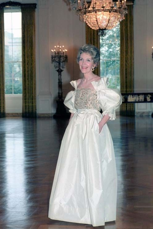 What First Ladies Wore: Rosalynn Carter, Nancy Reagan, Part 3