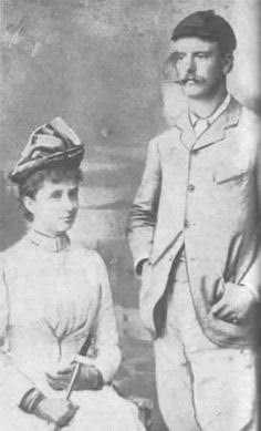 Elliott and Anna Roosevelt. (americanrealities.com)