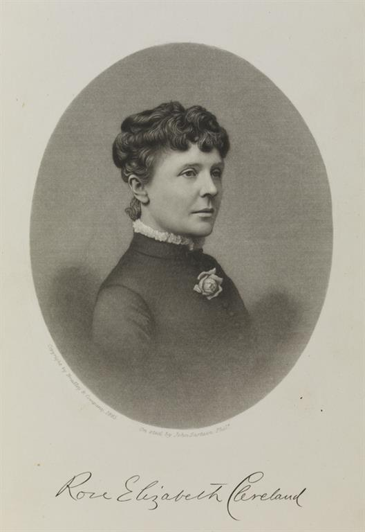 Frances Cleveland Biography National First Ladies Library