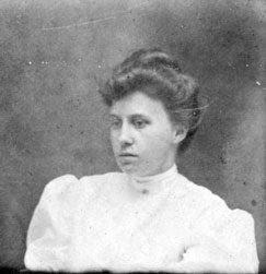 While not succumbing to societal shame as a result of her father's suicide, Bess Truman became noticeably more subdued, a lifetime characteristic. (HSTL)